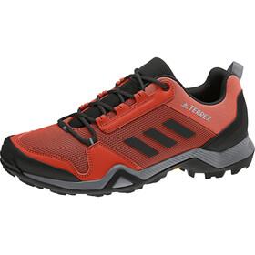 adidas TERREX AX3 Hiking Shoes Lightweight Men, orange